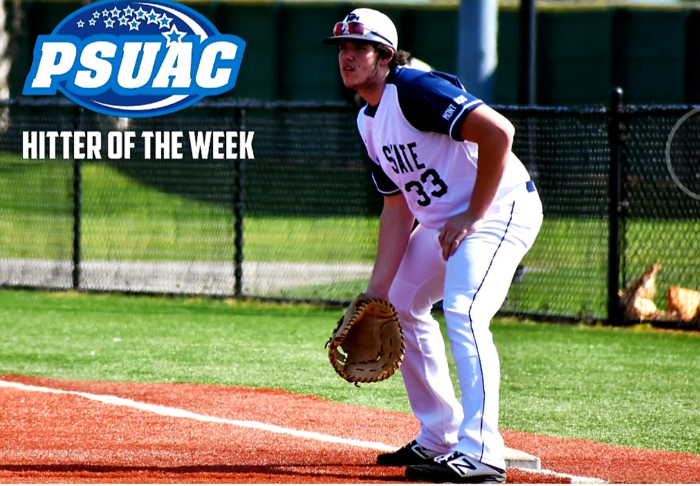 Mont Alto's Fisher is PSUAC Hitter of the Week
