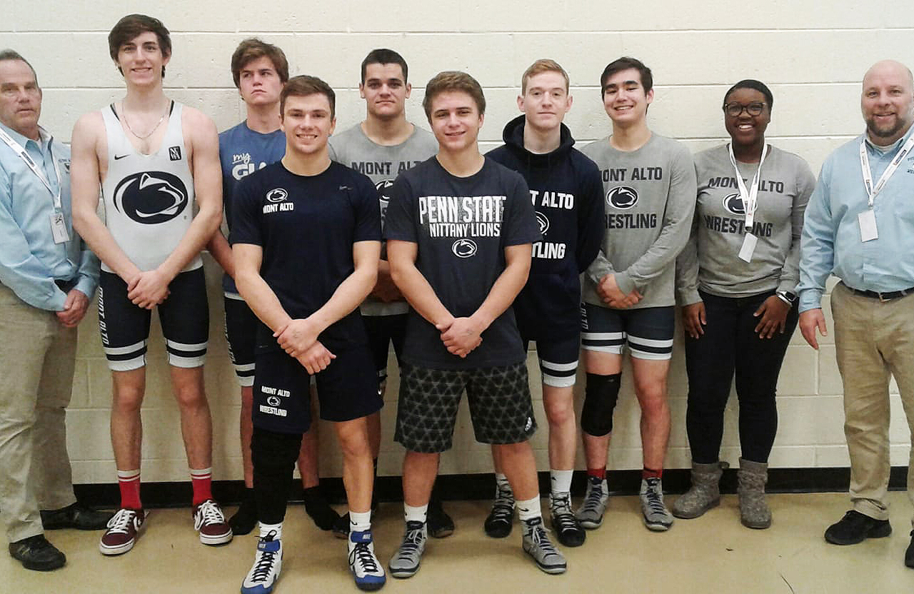 PSMA Wrestlers Qualify for Nationals