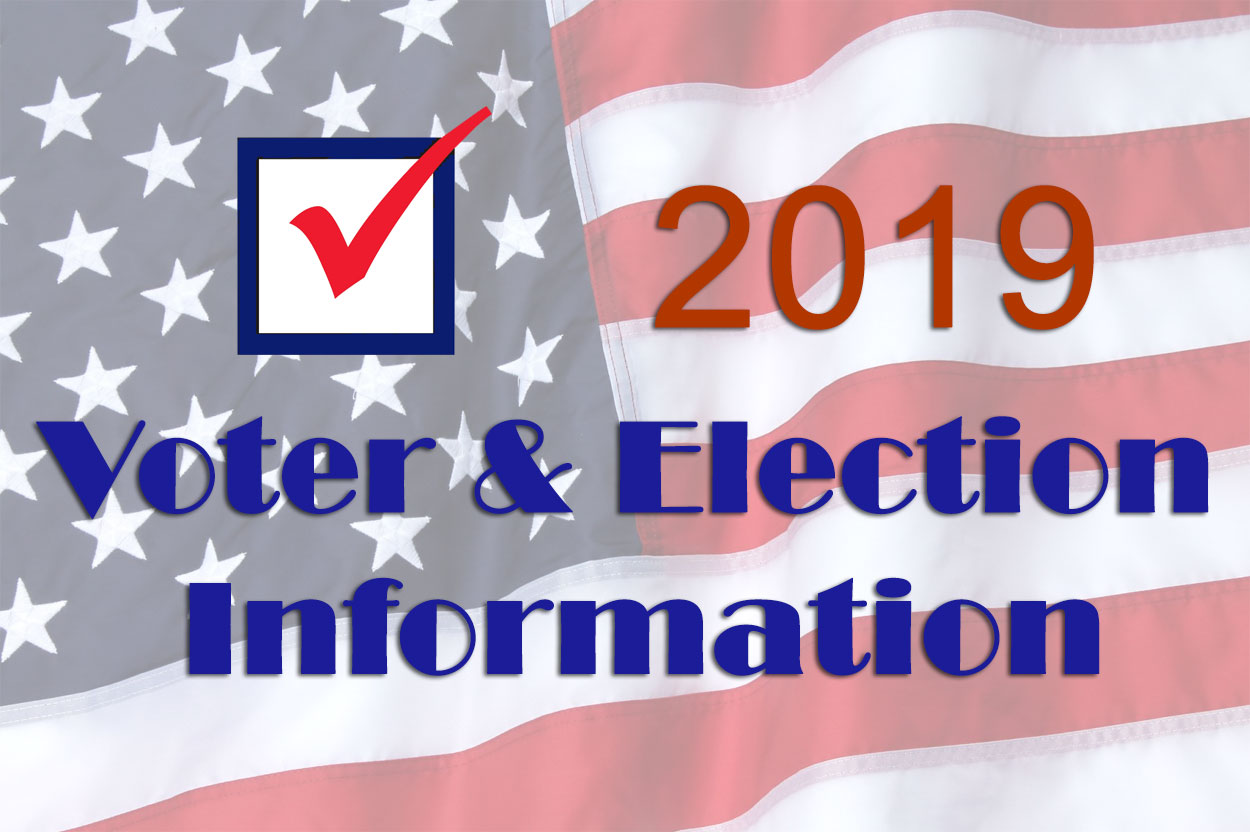 2019 Election Information for Franklin County, PA