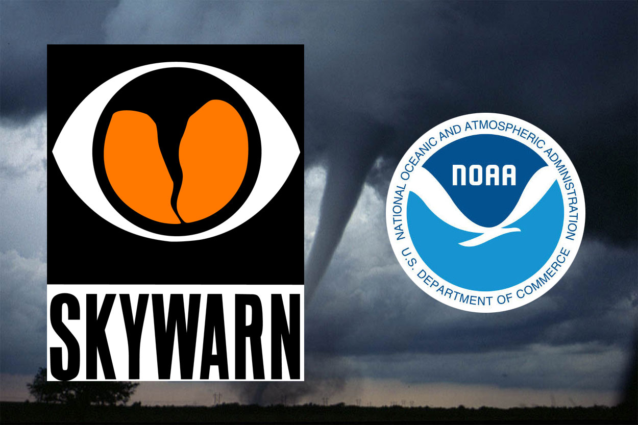 Skywarn Severe Weather Spotters