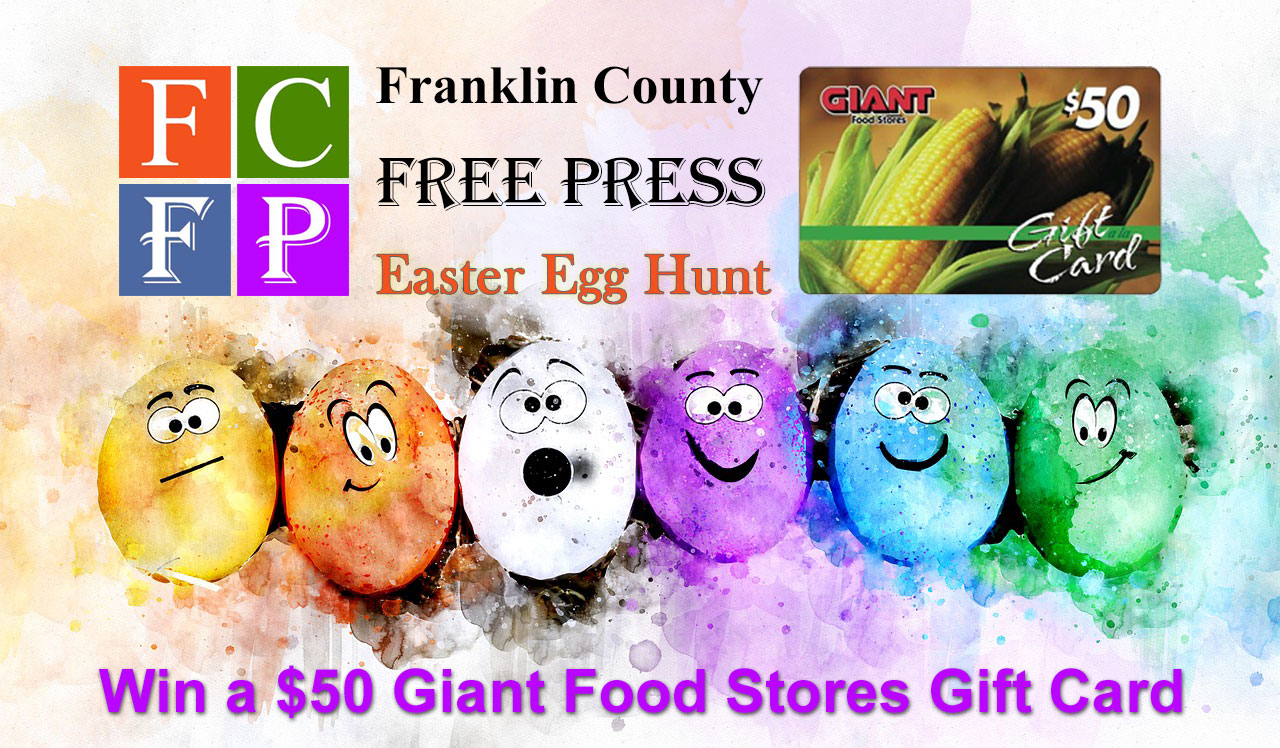 FC Free Press Easter Egg Hunt