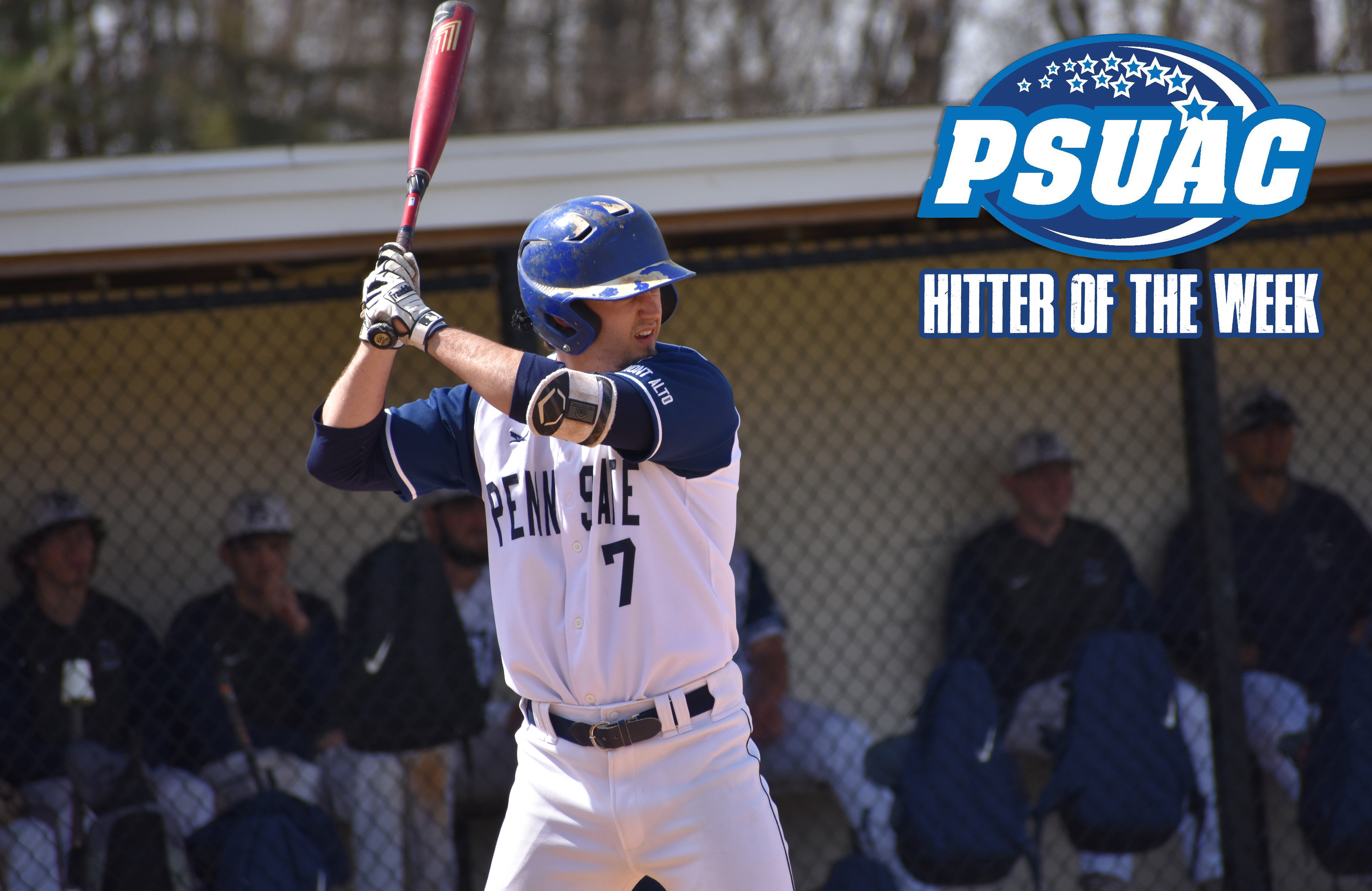 Younker PSUAC Hitter of the Week