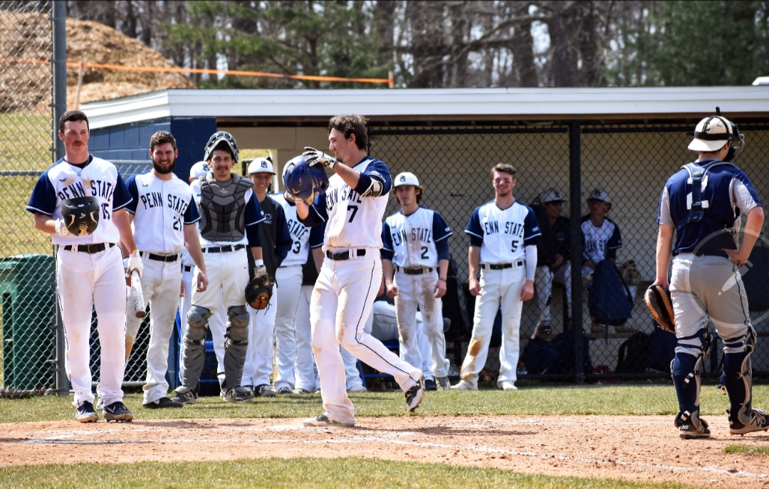 Baseball Scores 17 to Sweep Doubleheader with New Kensington on Saturday