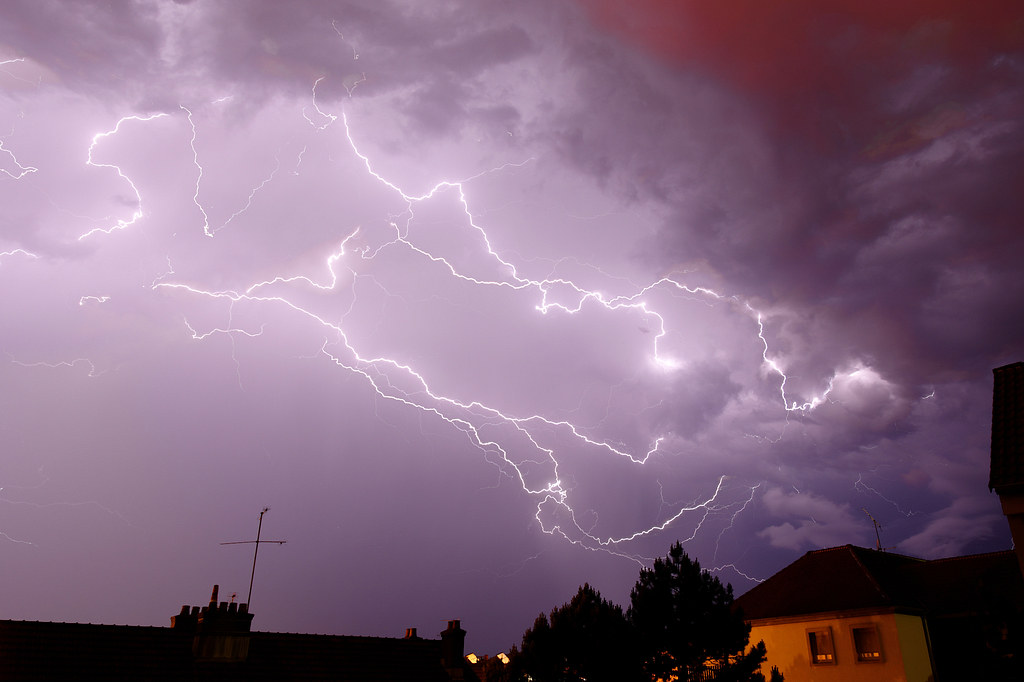 Severe Storm Could Be on Its Way