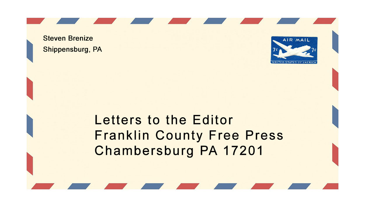 Letter to the Editor: Write in Request