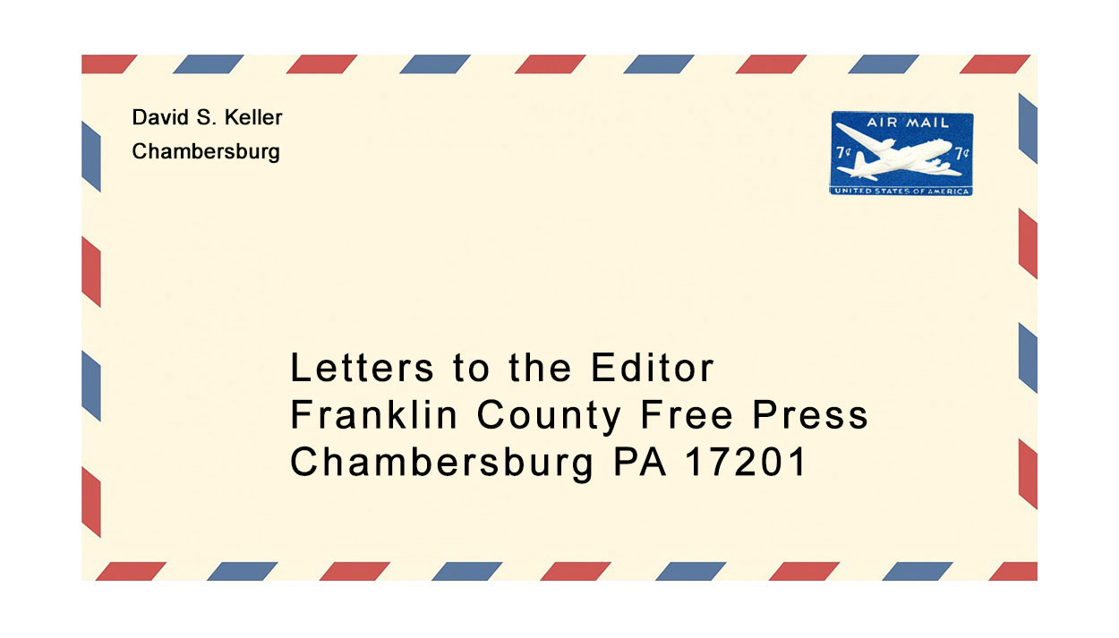 Letter to the Editor from David S Keller