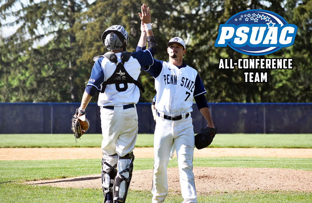 Younker Named PSUAC West Player of the Year; Five Others Named to All-Conference Team