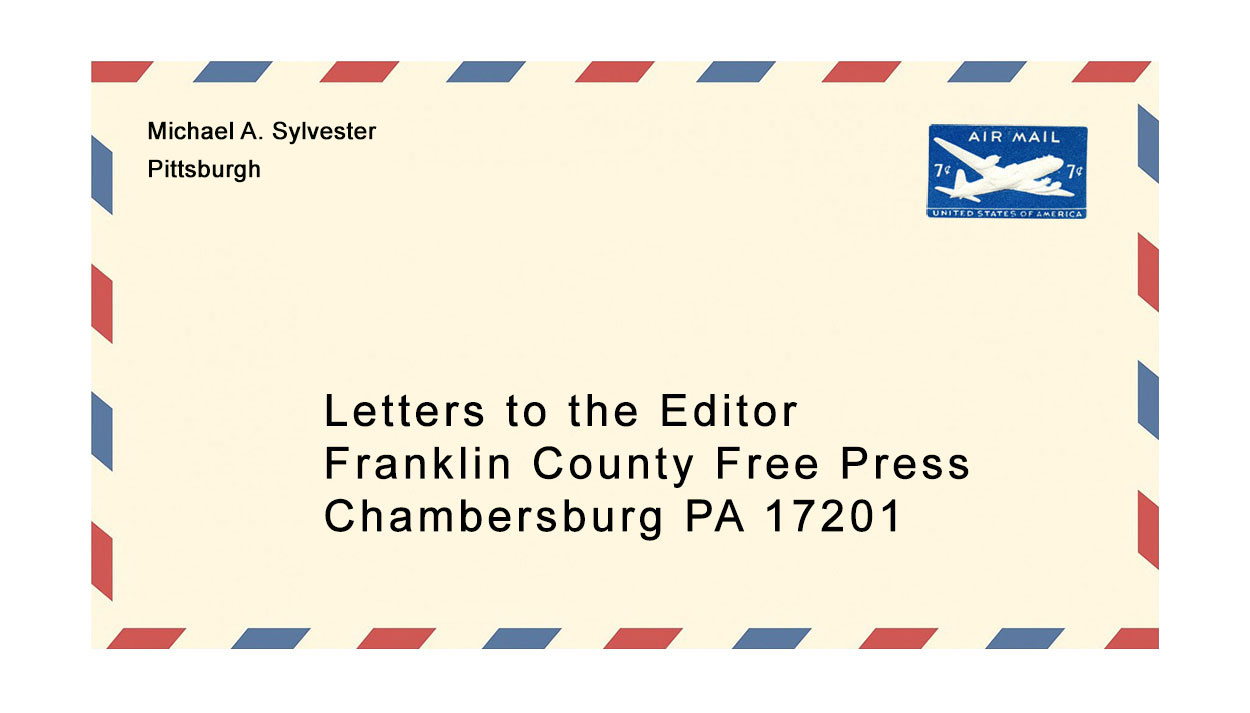 Letter to the Editor from Michael A. Sylvester
