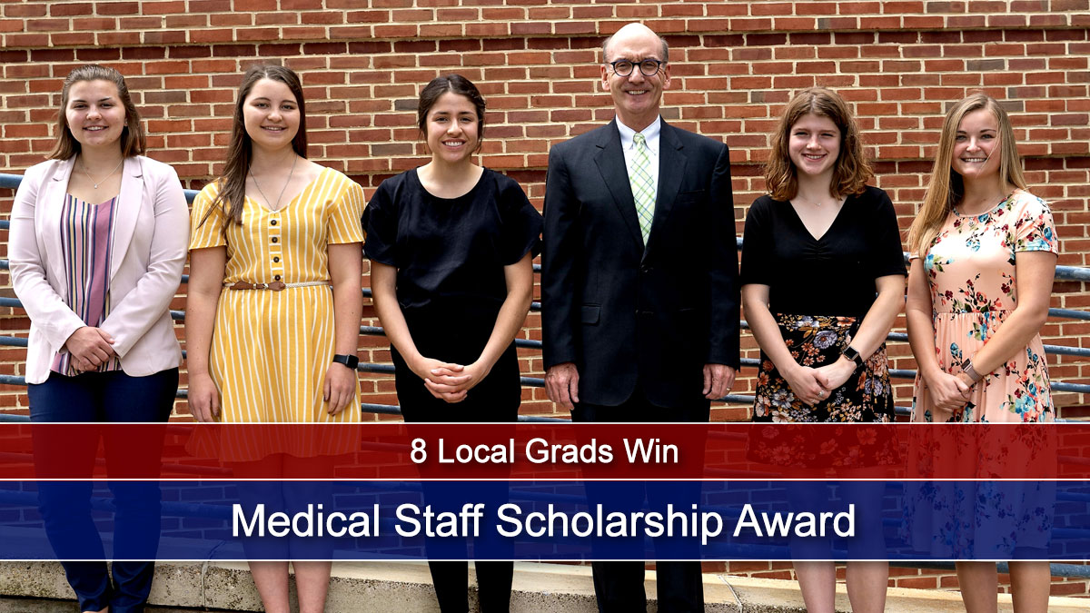 Local Grads Awarded Medical-Staff Scholarships
