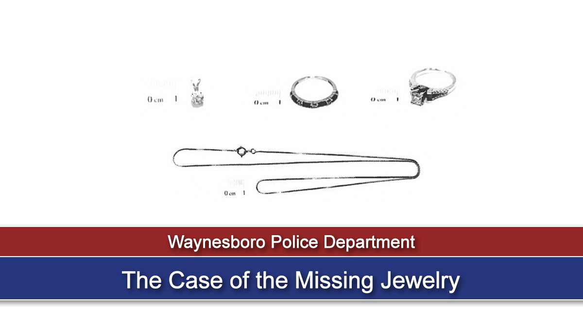 The Case of the Missing Jewelry