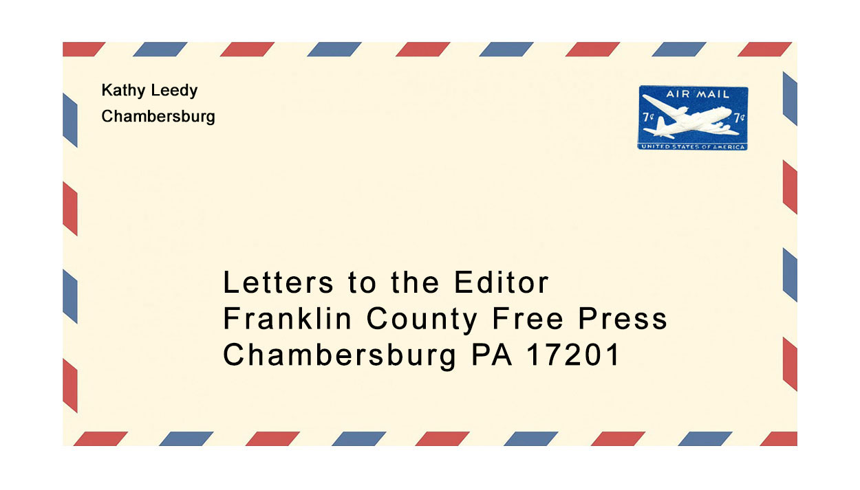 Letter to the Editor: Thanking Voters in Chambersburg's Third Ward