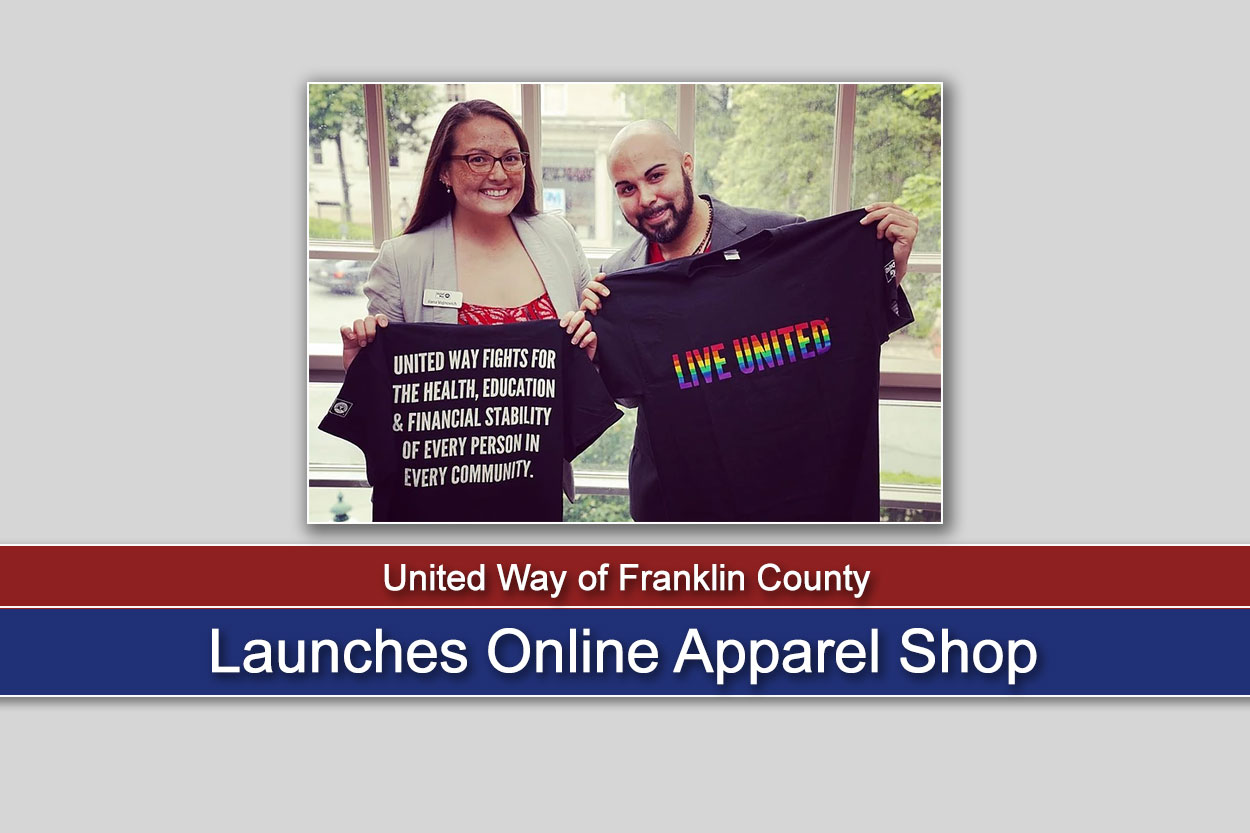 United Way Launches Online Apparel Shop