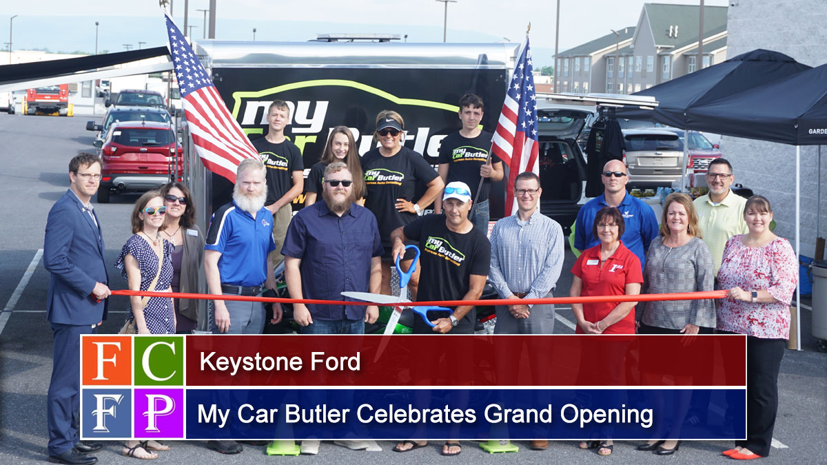 My Car Butler Celebrates Grand Opening