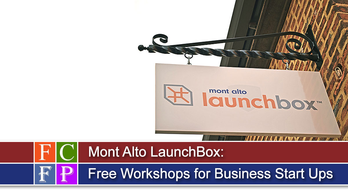 Free Workshops for Business Start Ups