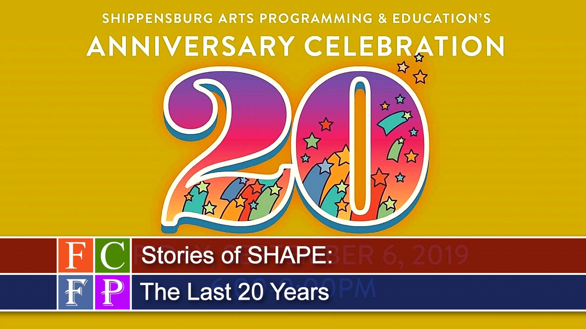 Stories of SHAPE: The Last 20 Years