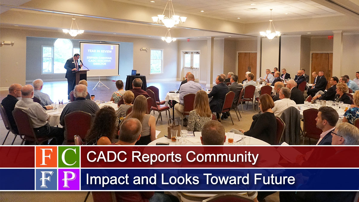 CADC Reports Community Impact and Looks Toward Future