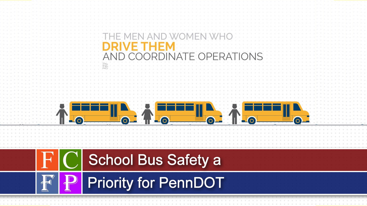 School Bus Safety a Priority for PennDOT