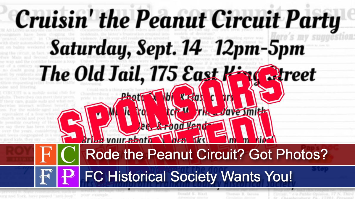Rode the Peanut Circuit? Got Photos? FC Historical Society Wants You!