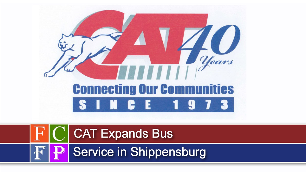 CAT Expands Bus Service in Shippensburg