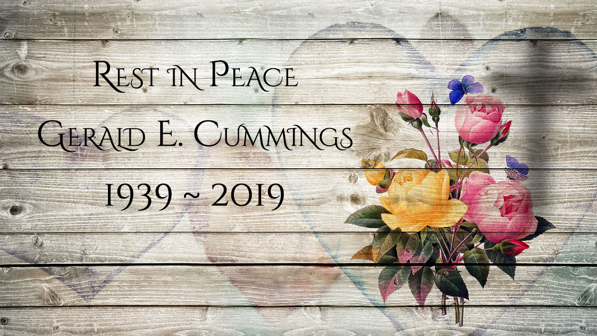 Obituary: Gerald Edward Cummings