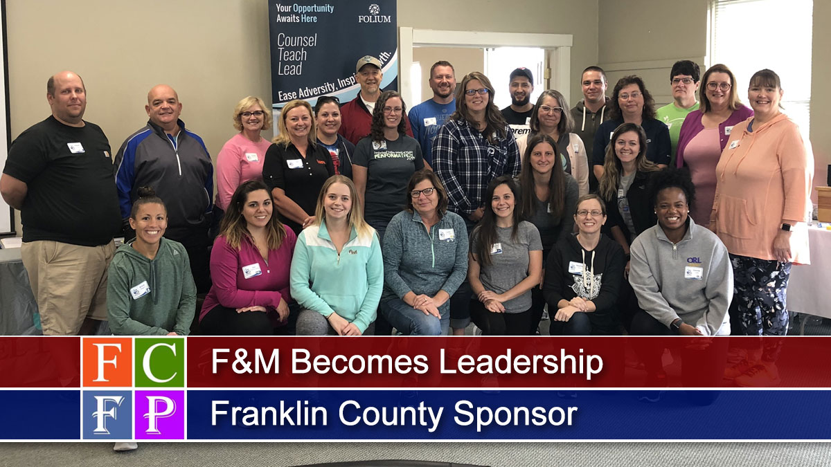 F&M Becomes Leadership Franklin County Sponsor