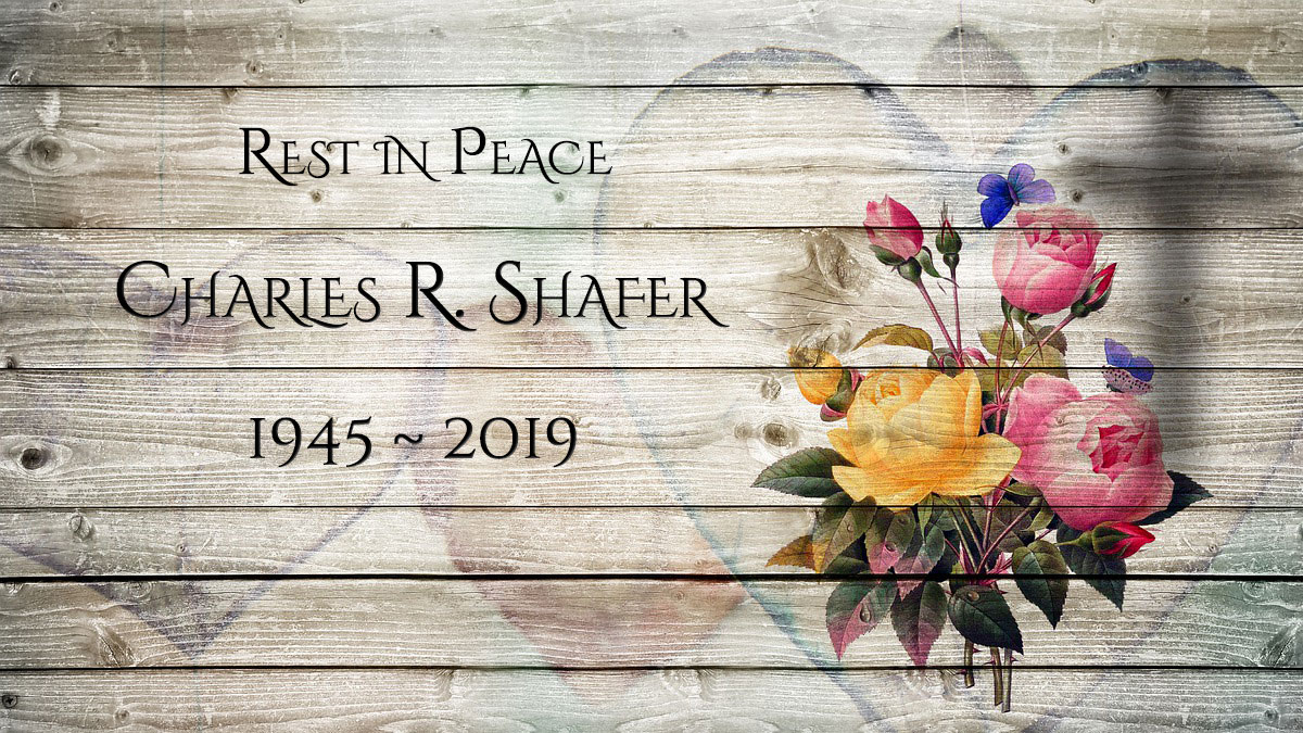 "Obituary: Charles R. ""Randy"" Shafer"