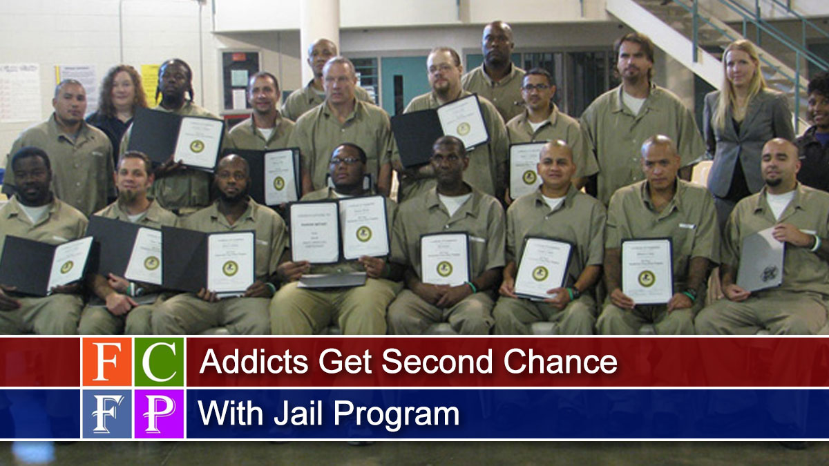 Addicts Get Second Chance With Jail Program