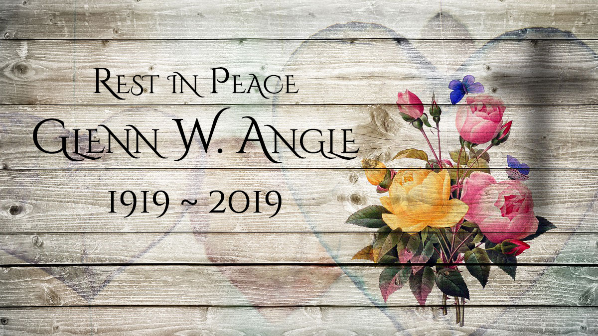 Obituary: Glenn W. Angle