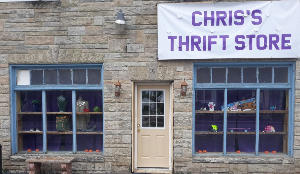 Chris's Thrift Store