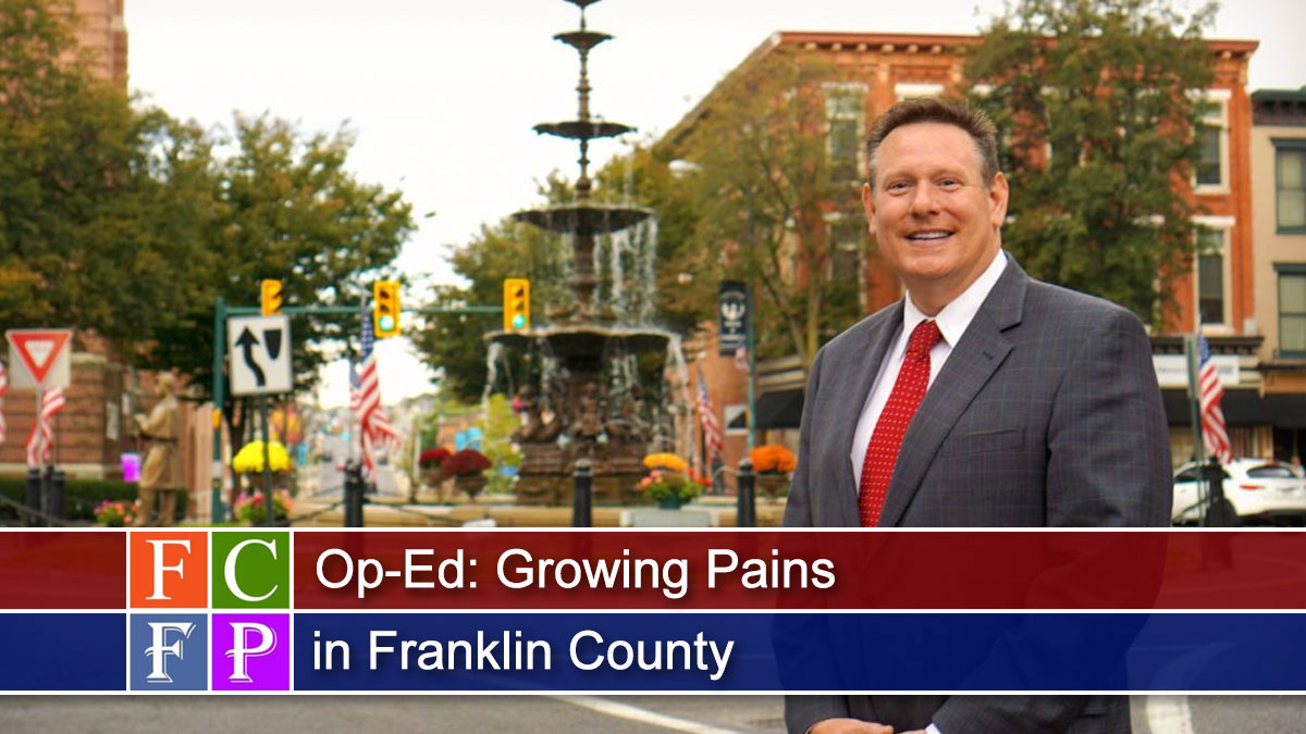 Op-Ed: Growing Pains in Franklin County