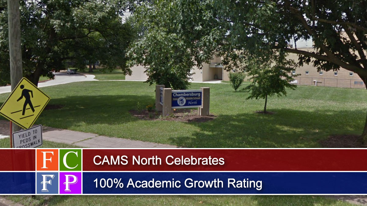 CAMS North Celebrates 100% Academic Growth Rating