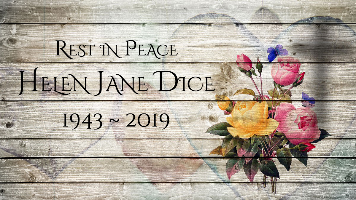 Obituary: Helen Jane Dice
