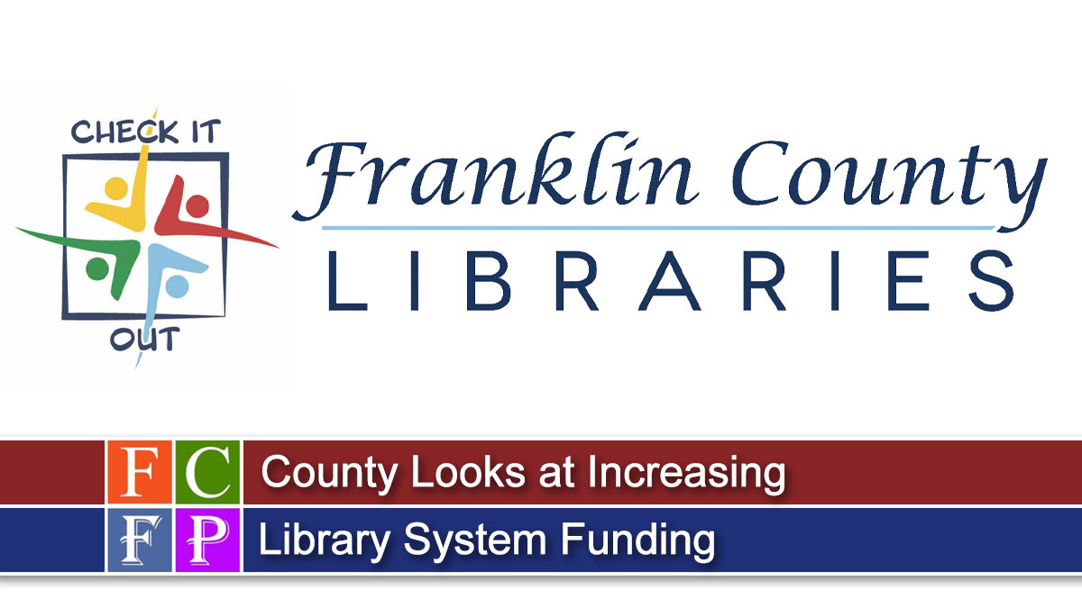 County Looks at Increasing Library System Funding