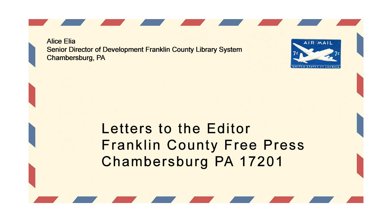 Letter To The Editor: New Year's Eve Fundraiser at Coyle Free Library a Success