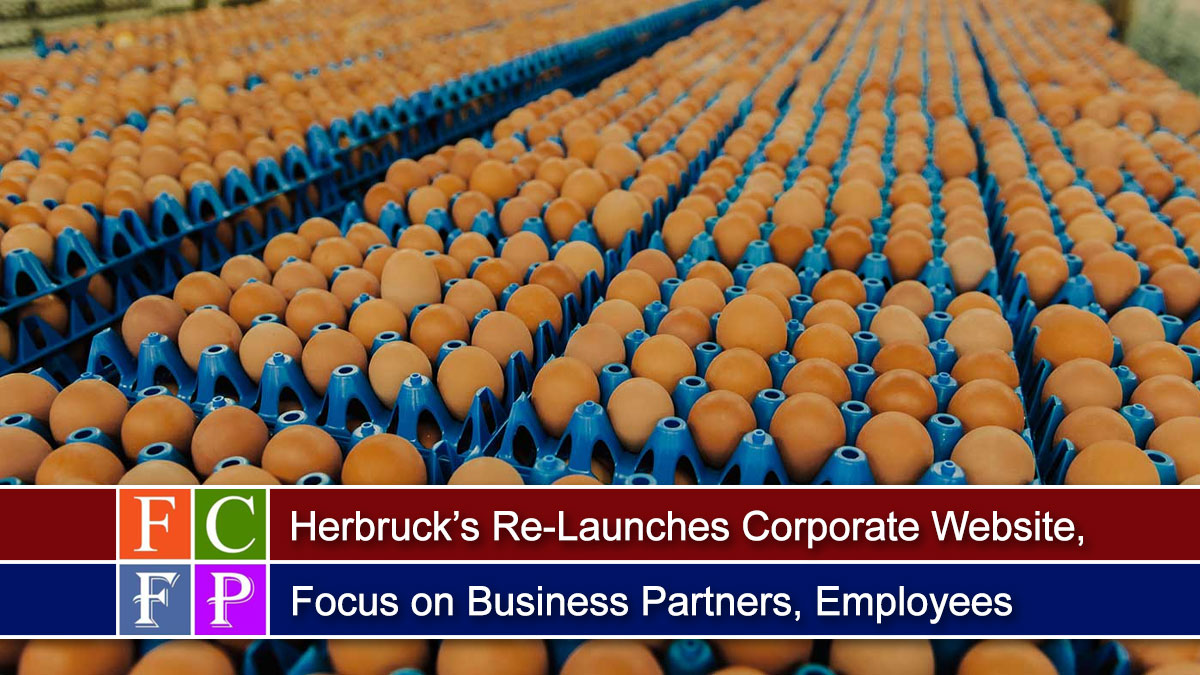 Herbruck's Re-Launches Corporate Website, Focus on Business Partners, Employees