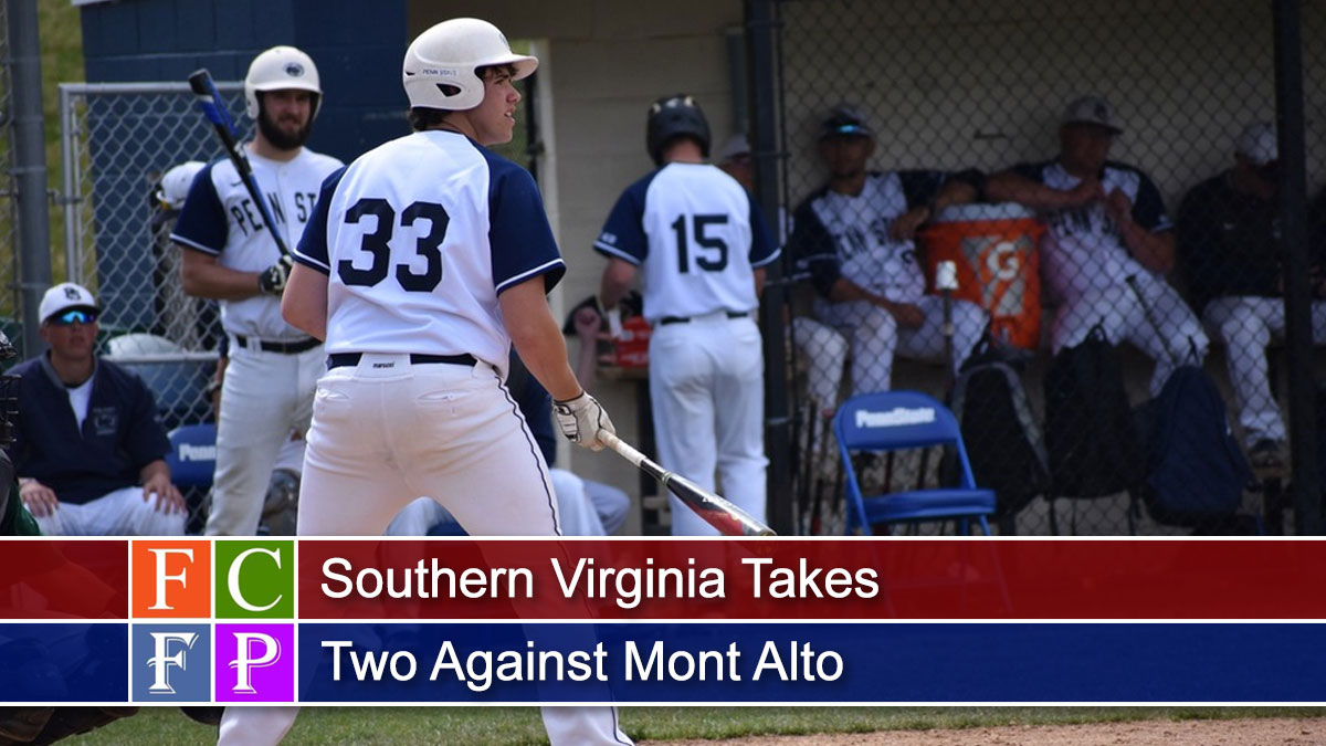 Southern Virginia Takes Two Against Mont Alto