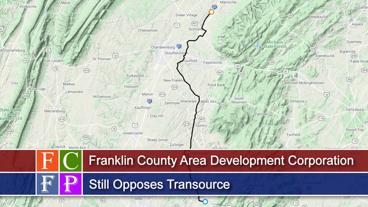 FCADC Still Opposes Transource