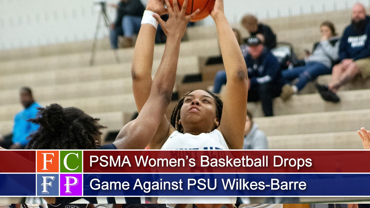 PSMA Women's Basketball Drops Game Against PSU Wilkes-Barre