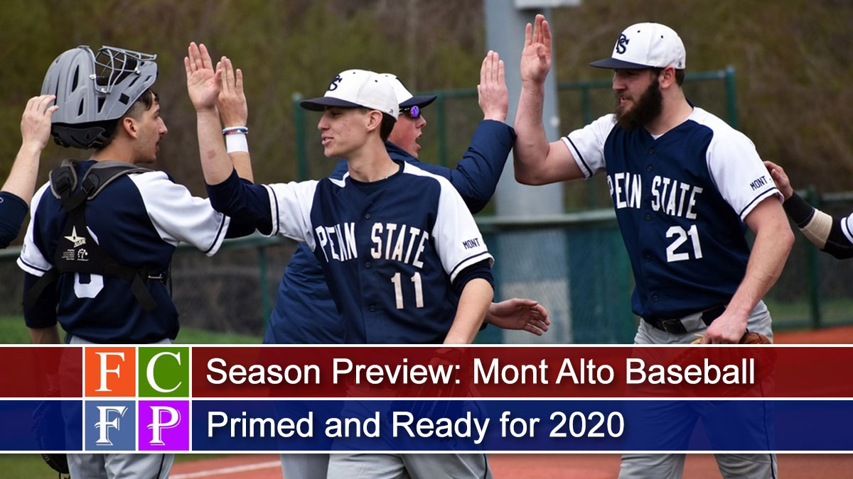 Season Preview: Mont Alto Baseball Primed and Ready for 2020