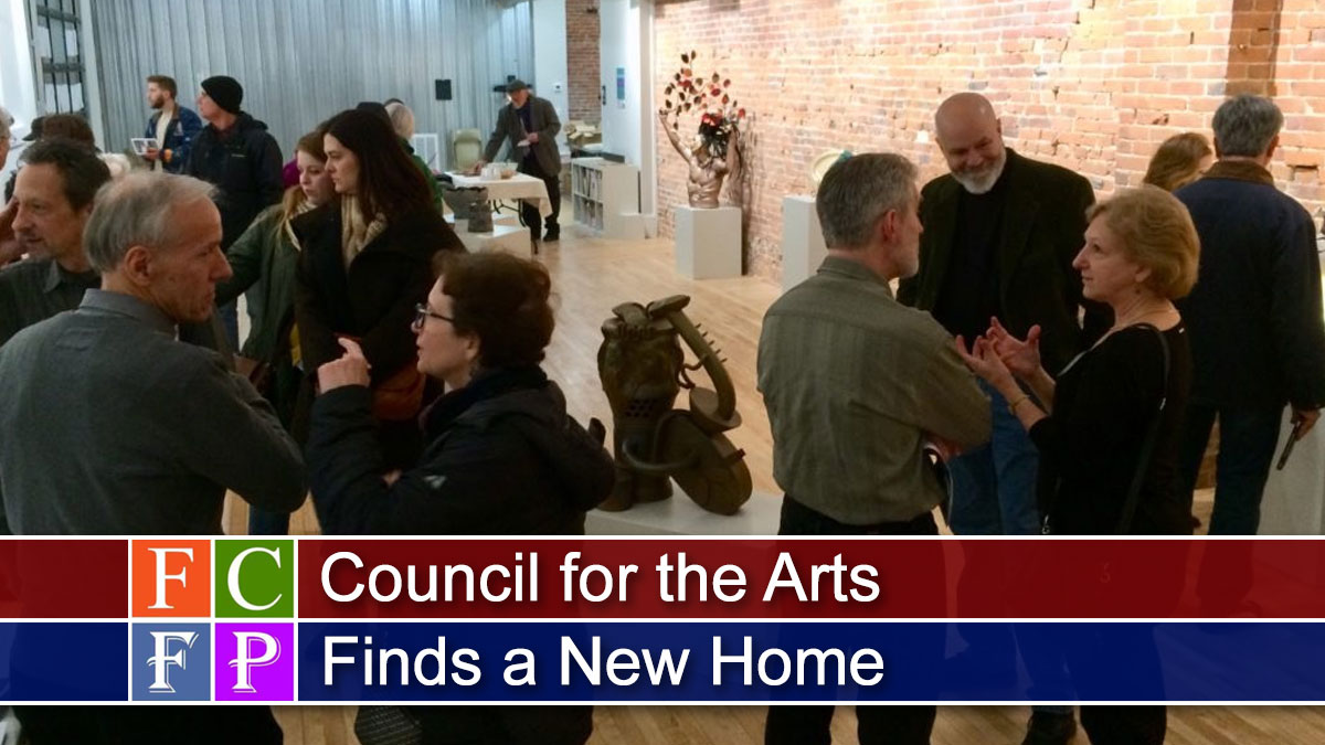 Council for the Arts Finds a New Home