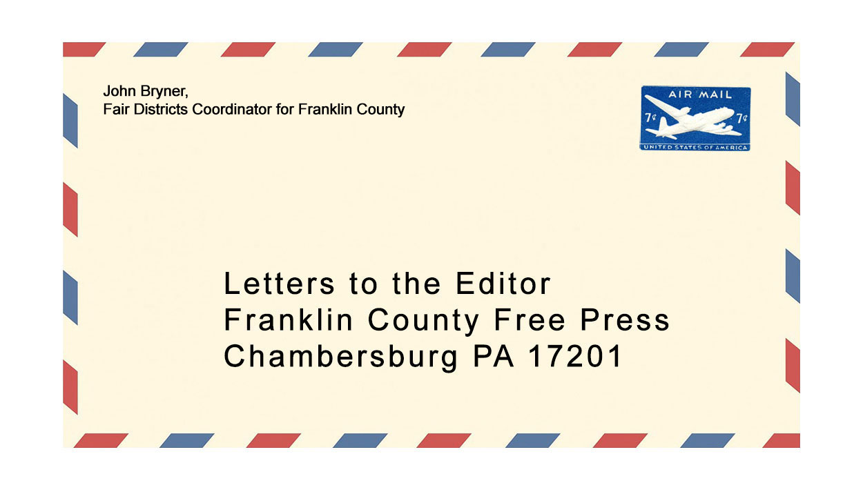 Letter to the Editor: Gerrymandering