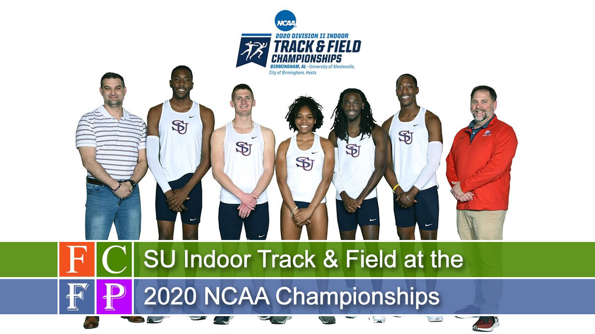 Indoor Track & Field at the 2020 NCAA Championships
