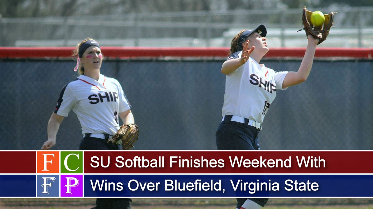 SU Softball Finishes Weekend With Wins Over Bluefield, Virginia State