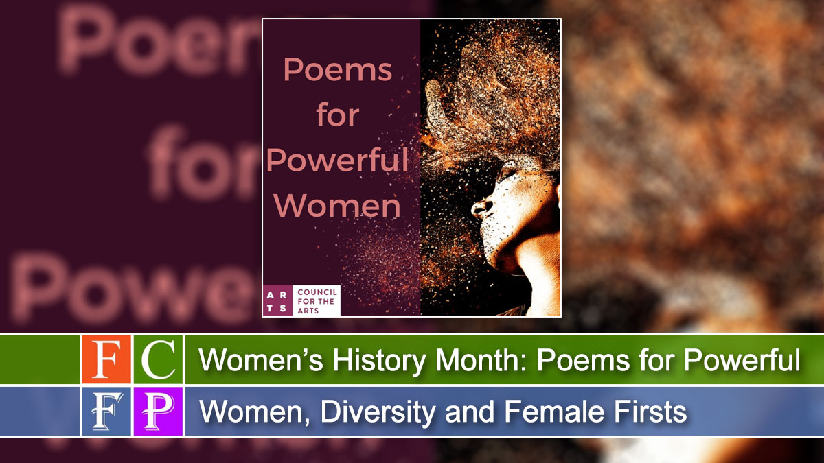 Women's History Month: Poems for Powerful Women, Diversity and Female Firsts