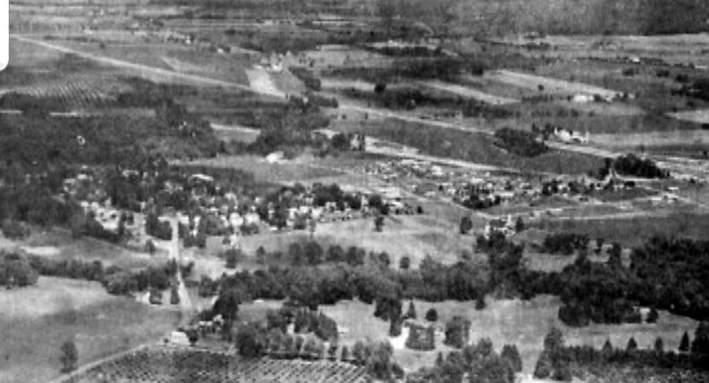 Franklin County's history