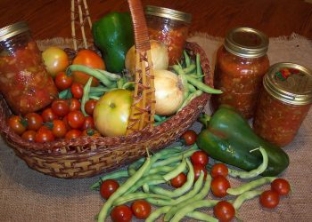 Canning: fun and economical