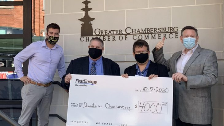 First Energy donates