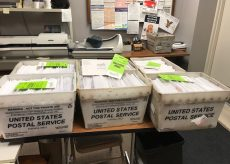 unsolicited mail-in ballots