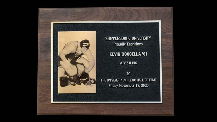 Boccella inducted into Hall