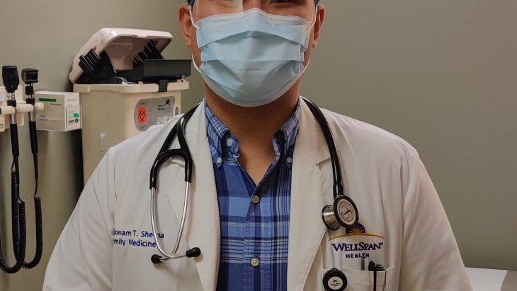 Medical residents learn